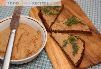 Pate in a slow cooker - the best recipes. How to properly and tasty cook pate in a slow cooker.