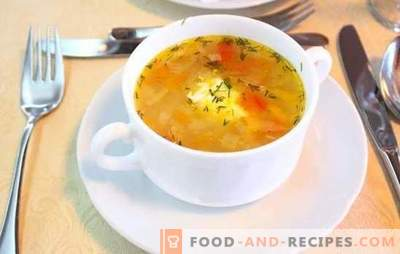 Fresh cabbage cabbage soup in a slow cooker is a modern soup soup. Recipes cabbage soup from fresh cabbage in a slow cooker: with mushrooms, beans, olives