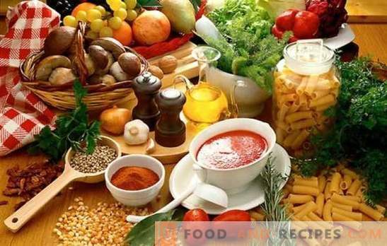 What believers eat in the post before Easter: soups, salads, hot dishes, pastries. Menu in the post before Easter: what can not eat