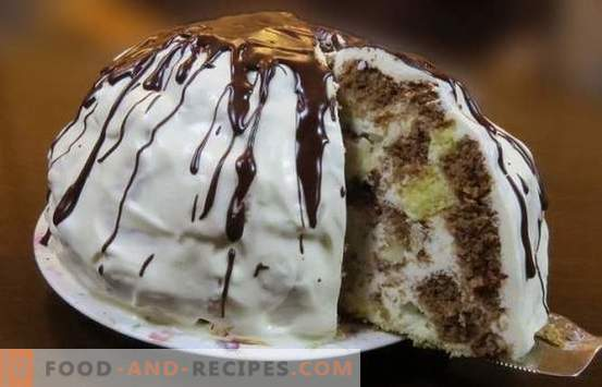 Pancho cake with pineapples is an amazing dessert on your table. The best recipes of the Pancho cake with pineapples: simple and complex
