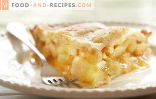 Charlotte with apples in the microwave - save time! Simple recipes quick charlottes with apples in the microwave
