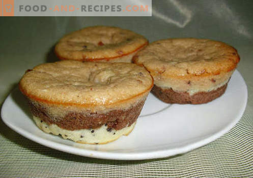 Manna pudding - the best recipes. How to properly and tasty cooked semolina pudding.
