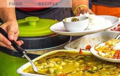 Introducing Thai Cuisine: Adapted Recipes
