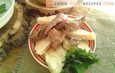 Avar Khinkali - tasty, simple, original! How to cook tasty Avar khinkali, options for sauces for them