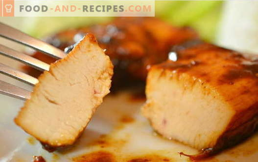 Chicken in soy sauce - the best recipes. How to properly and tasty cook chicken with soy sauce.