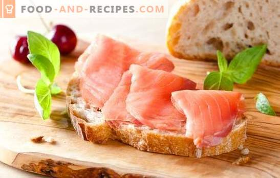What is the difference between salmon and trout?