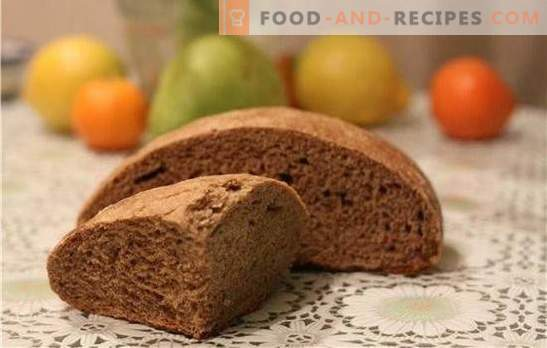 The rye bread recipe in the slow cooker is put into a culinary piggy bank. Rye bread in the slow cooker - tasty, fast and quite simple