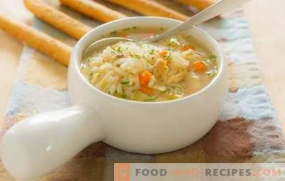 Fish soups for children: features of the introduction to the diet. Recipes for fish soups for children from fresh fish and canned