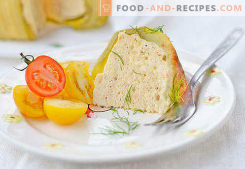 Souffle for a child - the best recipes. How to quickly and tasty cook souffle for a child.