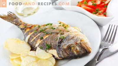 Fried fish - the best recipes. How to properly and tasty cook fried fish.