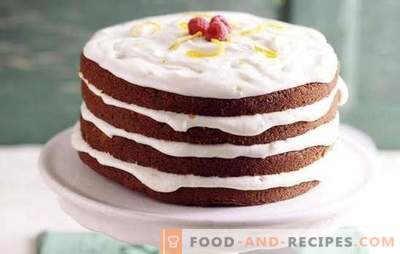 Apple cake - we know how to surprise! Very complex and very simple recipes for apple cakes
