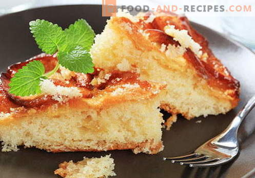 Mannik - 10 correct recipes. How to properly and tasty cook mannick: all the secrets of the lush pie