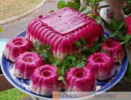 Beets - unusual varieties and dishes