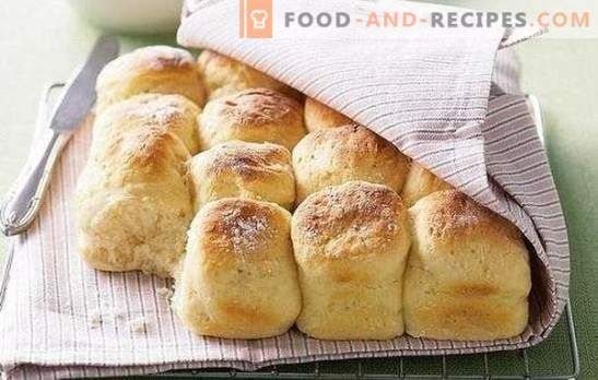 Recipe For Yeast Free Rolls They Are So Quick Easy And Simple