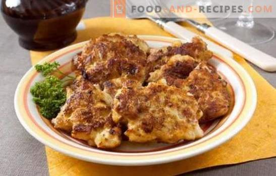 Albanian pork - tasty, economical, a lot! The best Albanian pork recipes with mushrooms, onions, cheese, vegetables