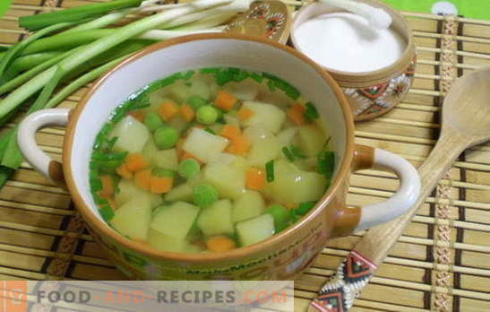 Homemade soup - 7 best recipes. All the secrets of delicious homemade soups from experienced housewives: soup, kharcho, borscht, ear, okroshka, hodgepodge
