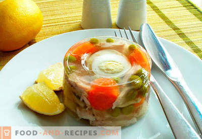 Saltwater fish - the best recipes. How to properly and tasty cook filler fish.