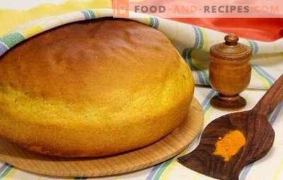 Delicious and healthy lenten bread with cumin, anise, ginger. The best recipes of fast bread on potato broth and brine