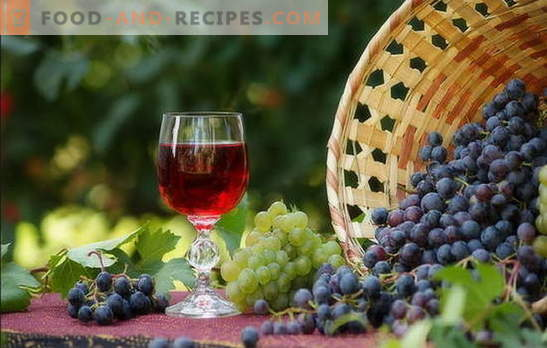 Wine at home is a simple recipe for a rich drink. Production of homemade wine: simple recipes for beginners