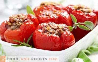 Step-by-step recipe for stuffed peppers with minced meat. How to cook stuffed peppers with minced meat on the stove and in the oven