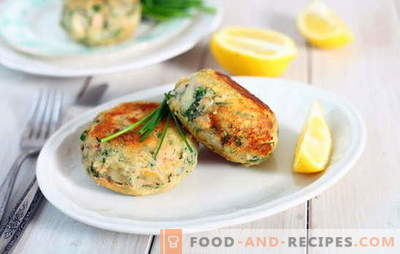 Juicy and crunchy, delicious home-made - river fish cutlets. Surprise guests and homemade river fish cutlets