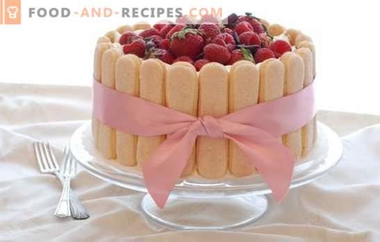 Cake Tiramisu: recipes at home. How to cook the famous Tiramisu cake, recipes at home, tricks