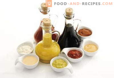 Chinese sauces - the best recipes. How to properly and cook Chinese sauces.