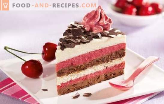 The most delicious creams for cakes - a chic selection! Recipes for delicious biscuit creams and other homemade cakes