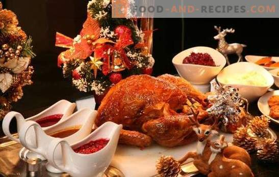 Christmas goose - the main dish of Christmas Eve! Christmas goose recipes with apples, oranges, potatoes, buckwheat