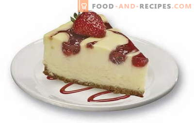 Cheesecake in a slow cooker is a trendy dessert. Cheesecake recipes in a slow cooker: strawberry, banana, cottage cheese, creamy