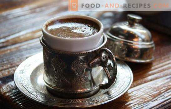 How to make coffee, options of additives