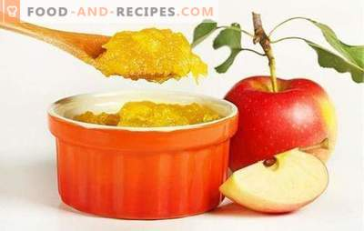Jam of apples in a slow cooker - cook without steaming! Recipes of fragrant, thick, homemade apple jam in a slow cooker
