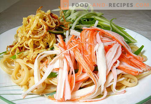Japanese noodles are the best recipes. How to properly and deliciously cook Japanese noodles at home.