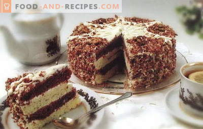 A cake with condensed milk and sour cream is a delicacy that everyone likes. Recipes for cakes with condensed milk and sour cream
