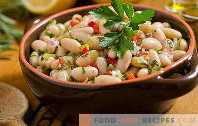 How to cook beans? Culinary tips. The best dishes from boiled beans - to cook correctly and quickly cook