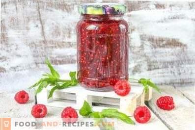 Raspberry Confiture