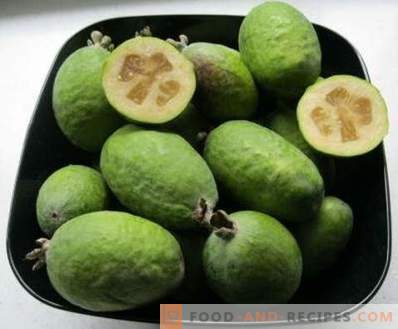 How to store feijoa