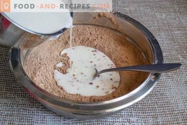 Airy Chocolate Chip Cake