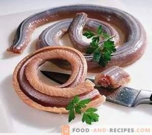 Comment faire cuire un serpent