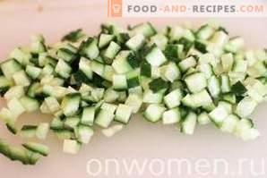Avocado, Chicken and Corn Salad