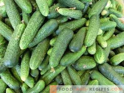 How to remove bitterness from cucumbers