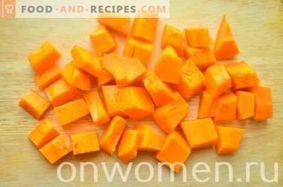 Pumpkin Jam with Orange