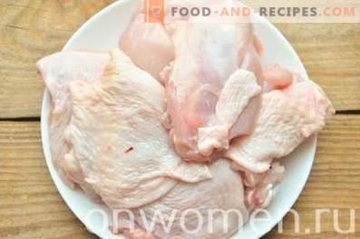 Chicken's chicken