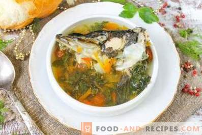 What is the difference between fish soup and fish soup