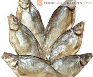 How to store dried fish