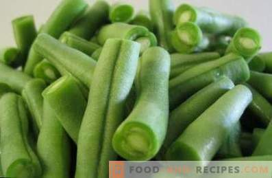 How to store asparagus beans