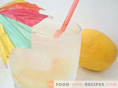 Lemon Homemade Lemonade