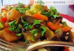 How to cook vegetable stew