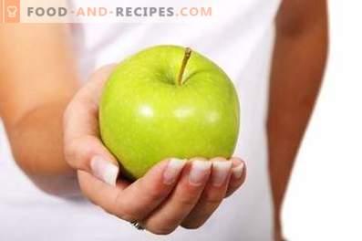 Pommes: avantages et méfaits pour la santé