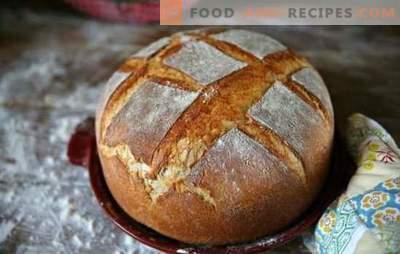 Błędy przy pieczeniu domowego chleba nie są konieczne